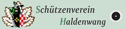 Webseite des Schützenverein Haldenwang e.V.